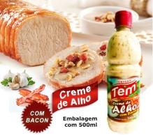 Creme de Alho com Bacon